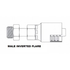 1/4 X 1/4 Male Inverted Flare