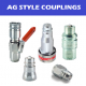 Ag Style Couplings