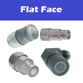 Flat Face Couplings (25)